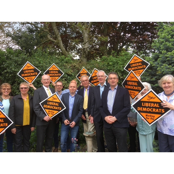 Local Election 2019 (Lichfield Liberal Democrats)