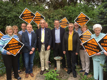 Lichfield local elections 2019 (Lichfield Liberal Democrats)