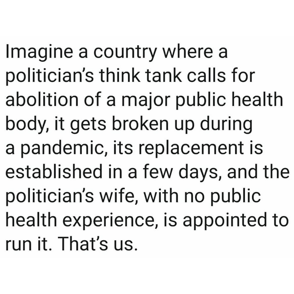 Public Health England - Imagine